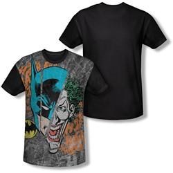 Dc - Youth Broken Visage T-Shirt