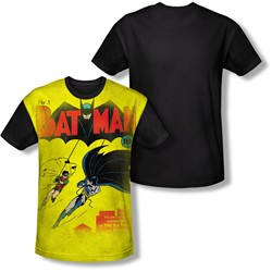Dc - Youth Batman Number One T-Shirt