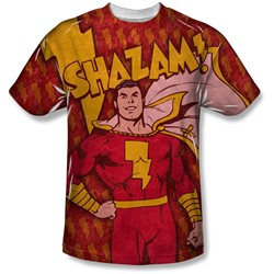 Dc - Youth Shazam Bolts T-Shirt