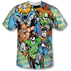 Dc - Youth Follow The Leader T-Shirt
