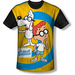 Mr Peabody & Sherman - Youth Explanation T-Shirt