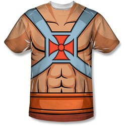 Masters Of The Universe - Mens He Man Costumes T-Shirt