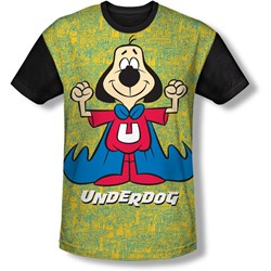Underdog - Mens Flexing T-Shirt