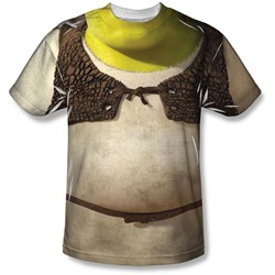 Shrek - Mens Costume T-Shirt