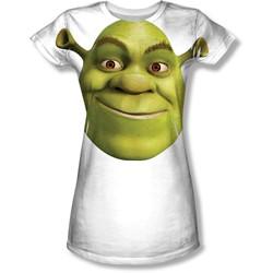 Shrek - Juniors Head T-Shirt