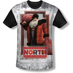 Rise Of The Guardians - Mens North T-Shirt