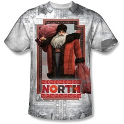 Rise Of The Guardians - Youth North T-Shirt