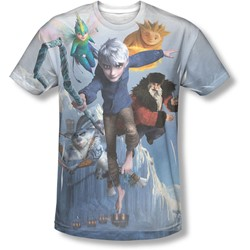 Rise Of The Guardians - Mens Together Now T-Shirt