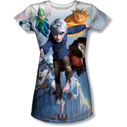 Rise Of The Guardians - Juniors Together Now T-Shirt