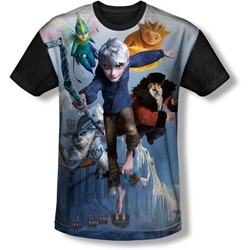 Rise Of The Guardians - Youth Together Now T-Shirt