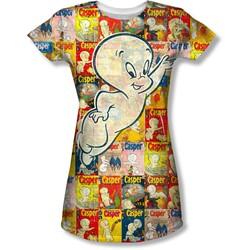 Casper - Juniors Covered T-Shirt