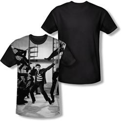 Elvis Presley - Mens Jubilant Felons T-Shirt