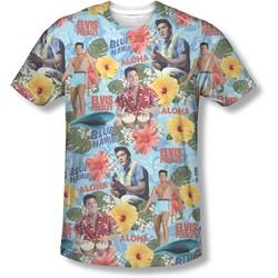 Elvis Presley - Mens Surf'S Up T-Shirt
