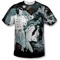 Elvis Presley - Youth Now Playing T-Shirt