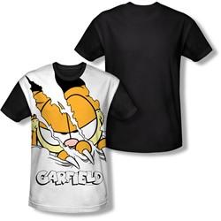 Garfield - Mens Torn T-Shirt