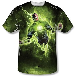 Green Lantern - Mens Inner Strength T-Shirt
