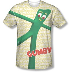Gumby - Mens Stretched T-Shirt