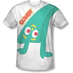 Gumby - Mens Bend Backwards T-Shirt