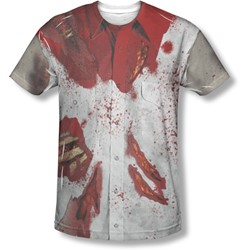 Ripped Zombie - Mens Rippied Zombie T-Shirt