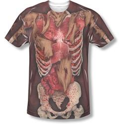 Skinny - Mens Skinny T-Shirt