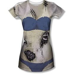 Bikini Zombie - Juniors Bikini Zombie T-Shirt