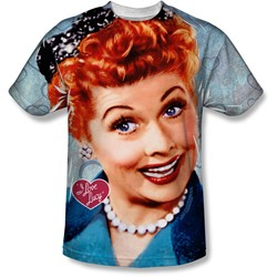 I Love Lucy - Youth Smile T-Shirt