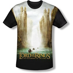 Lord Of The Rings - Youth Fellowship Poster T-Shirt