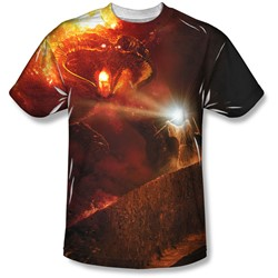 Lord Of The Rings - Mens No Passing T-Shirt