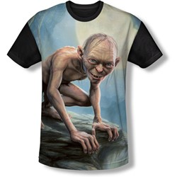 Lord Of The Rings - Youth Gollum Moon T-Shirt