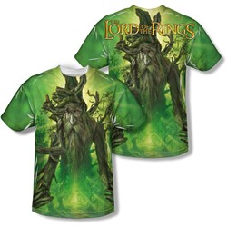 Lord Of The Rings - Youth Treebeard (Front/Back Print) T-Shirt