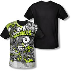 Madballs - Mens Green Slime T-Shirt