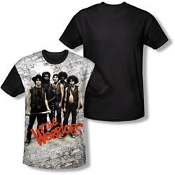 Warriors - Mens Pose T-Shirt