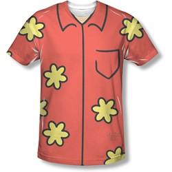 Family Guy - Mens Quagmire Costume T-Shirt