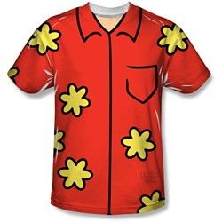 Family Guy - Mens Quagmire Costume T-Shirt