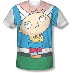Family Guy - Mens Stewie Carrier T-Shirt