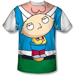 Family Guy - Mens Stewie Carrier T-Shirt