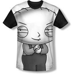 Family Guy - Youth Stewie Head T-Shirt