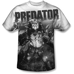 Predator - Mens In The Jungle T-Shirt