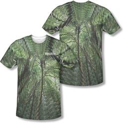 Predator - Mens Active Camo (Front/Back Print) T-Shirt