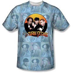 Three Stooges - Youth Portraits T-Shirt