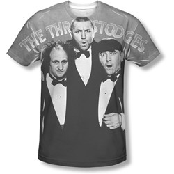 Three Stooges - Mens Classy Fellas T-Shirt