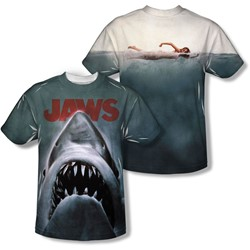 Jaws - Youth Poster T-Shirt