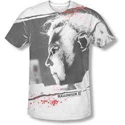 Halloween Ii - Mens Myers Mask T-Shirt