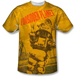 Forbidden Planet - Youth Strang World T-Shirt