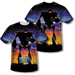 Iron Giant - Youth Giant Poster T-Shirt