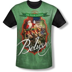 Polar Express - Youth Santa T-Shirt