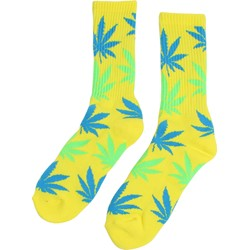 HUF - Mens Neon Plantlife Socks