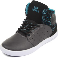 Supra - Unisex-Child Kids-Atom High Top Shoes