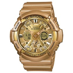 G-Shock - GA200 Light Gold Watch