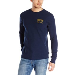 Brixton - Mens Driven Knit Long Sleeve T-Shirt
